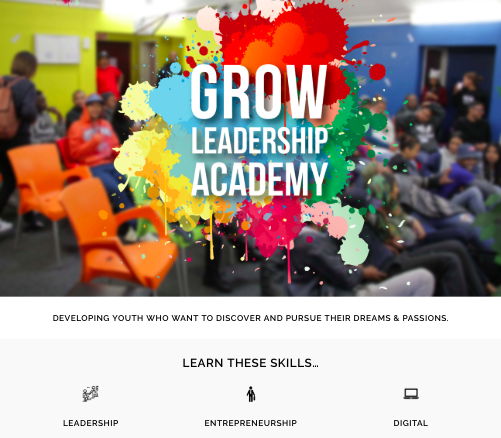 grow leadership academy